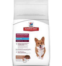 Canine ADULT Advanced Fitness Lamb Meal and Rice Small Bite33lb