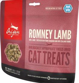 Champion Petfoods LP. Orijen Romney Lamb Cat Treat 1.25oz