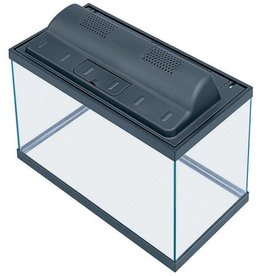 AQUEON PRODUCTS - GLASS 10 gal fish tank  with hood