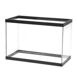 CENTRAL AQUATICS (ALL GLASS) AGA TANK Black 24X12X16 20H (20 Gallon)