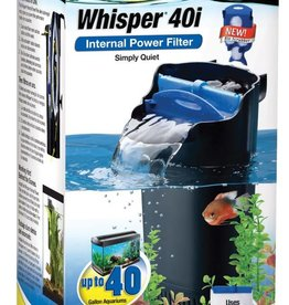AQUARIA Tetra Filter WHISPER IN TANK 40i