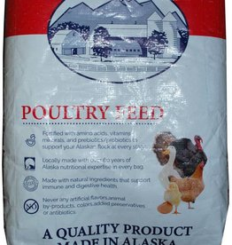 Broiler grower finisher PELLETS BGF 50lbs