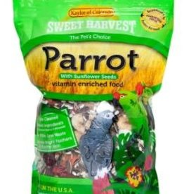 SWEET HARVEST PARROT W/SUN 4#