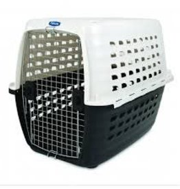 """Kennel 50-70# 41035 PETMATE COMPASS 36"""" WHITE/BLACK"""