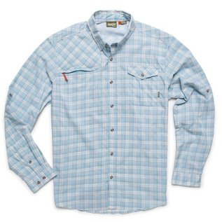Matagorda Shirt-Atmosphere Blue