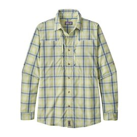 Patagonia Sun Stretch Shirt - Stove Leg/Birch