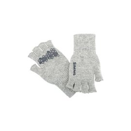 Simms Wool Half Finger Gloves