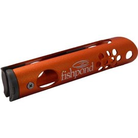 Barracuda Aluminum/Razor Clippers - Cutthroat Orange