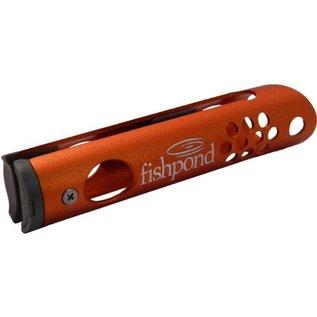 Barracuda Aluminum/Razor Clippers - Cutthroat Orange