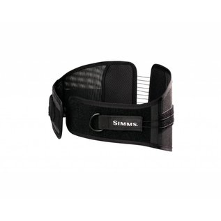 SIMMS BACKMAGIC WEDGE  BELT BLACK L/XL