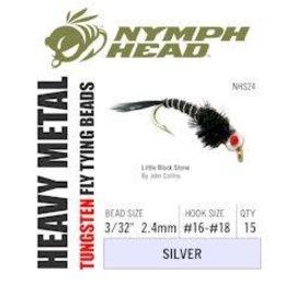 FLY MEN Nymph Head Tungsten Beads