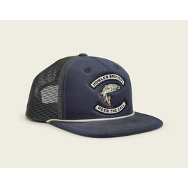 Howler Bros Trout Snapback - Navy