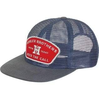 Howler Bros Feed Store Unstructured Snapback -  Blue