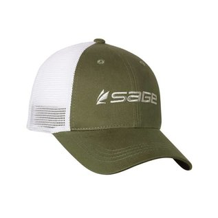 Sage Mesh Back  Green One Size