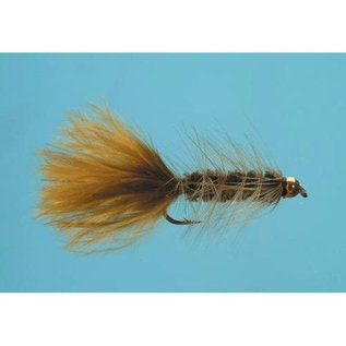 Bead Head Flashabou Bugger Size 6