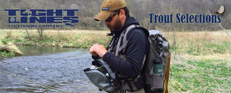 Tight Lines Trout Selections