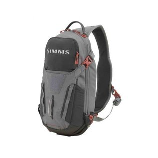 SIMMS FREESTONE AMBIDEXTROUS TACTICAL SLING PACK STEEL
