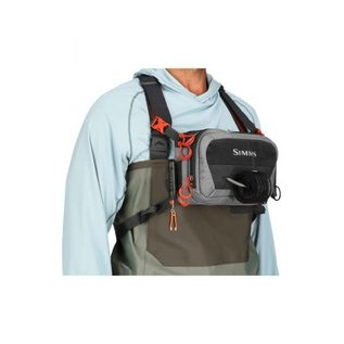 SIMMS FREESTONE CHEST PACK STEEL