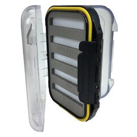 Vest Size Waterproof Double Sided Fly Box Slit Foam 5.25' X 3.75' X 1.75'