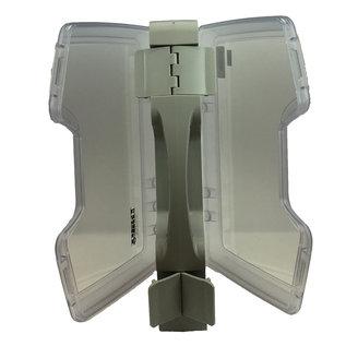 The Flybrary Of Congress-Waterproof 12.5' X 9.5' X 3.25'