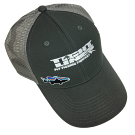 Patagonia Fitz Roy Smallmouth LoPro Trucker - Tight Lines Logo