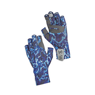 Eclipse Glove-Reflection Blue
