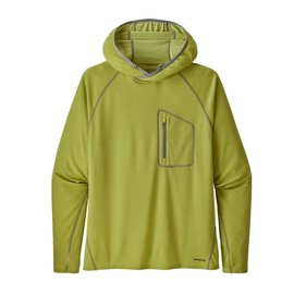 Sunshade Technical Hoody Folios Green