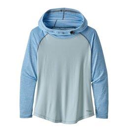 Patagonia Women's Tropic Comfort Hoody Atoll Blue