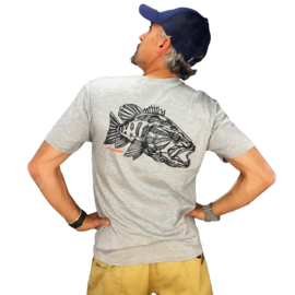 Stockton Red Eye Smallie T-Shirt