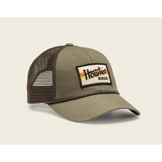 Howler Brothers Electric Stripe Hat -  Army Green