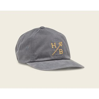 Howler Brothers Trident Strapback-  Blue Grey