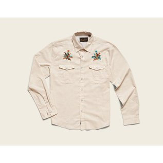 Howler Brothers Gaucho Snapshirt - Pure Agave