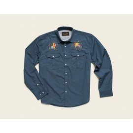 Howler Brothers Gaucho Snapshirt - Dos Gallos