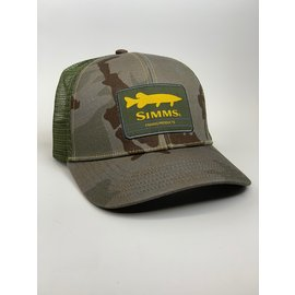 Simms Musky Patch Trucker