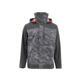 Simms Challenger Jacket - Black Medium