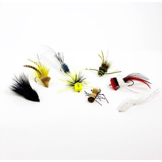 Nate Sipple's Top 8 Smallmouth Flies
