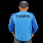 Simms Solarflex Cool Crew - Tight Lines Logo Summer Sky