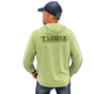 Simms Bugstopper Solarflex Hoody - Tight Lines Logo Sagebrus