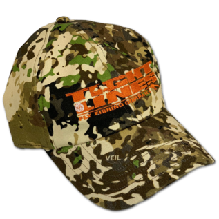 SIMMS Tight Lines Logo Single Haul Hat River Camo