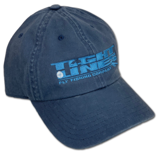 Tight Lines Logo Single Haul Hat Dark Moon