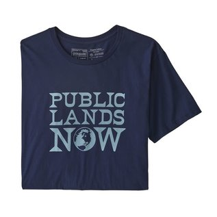 PATAGONIA Public Lands Now Tee