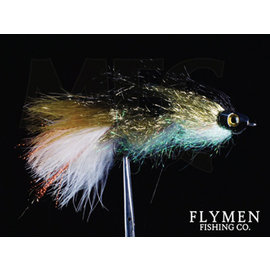 Coffey's Articulated Sparkle Minnow - Sculpin #4