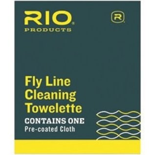 FLY LINE CLEANING TOWLETTE 6-pack