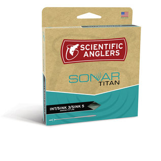 Scientific Anglers Sonar Titan - Intermdiate/Sink 3/Sink 5