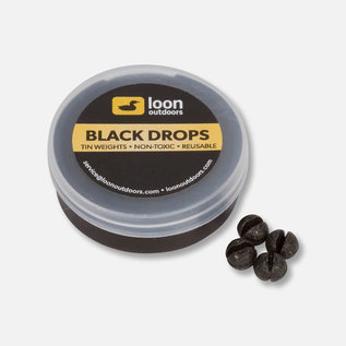 Loon Black Drops Refill Tubs