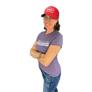 Womens Board of Directors Our Public Lands T-Shirts-Heather Purple
