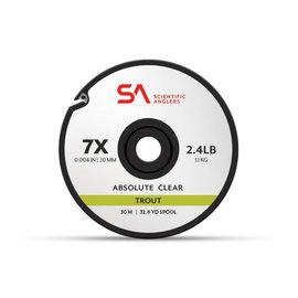 SA Absolute Trout Tippet Clear