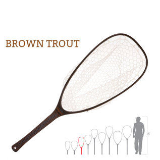 Nomad Emerger Net- Brown Trout