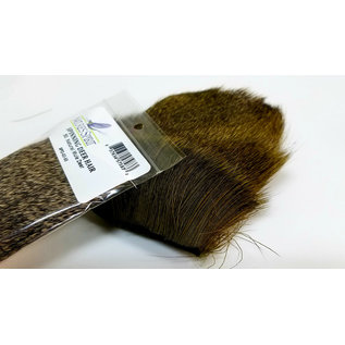 SPINNING DEER HAIR - 3 x 4 Natural Whitetail