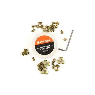 G4 Pro Hard Bite Star Cleat 10-Pack